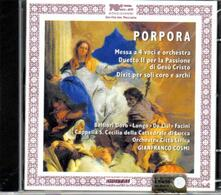 Messa a 4 voci e orchestra - CD Audio di Nicola Antonio Porpora
