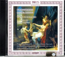 Saffo in Leucade - CD Audio di Francesco Morlacchi