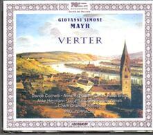 Verter - CD Audio di Johann Simon Mayr