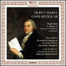 Requiem - CD Audio di Filippo Maria Gherardeschi