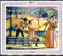 La frascanata - CD Audio di Giovanni Paisiello