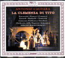 La clemenza di Tito - CD Audio di Antonio Caldara