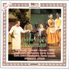 Clotilde - CD Audio di Carlo Coccia