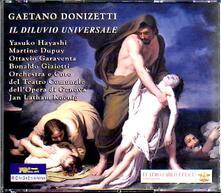 Il Diluvio Universale - CD Audio di Gaetano Donizetti