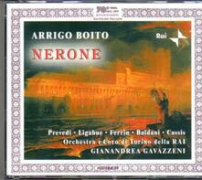 Nerone - CD Audio di Arrigo Boito