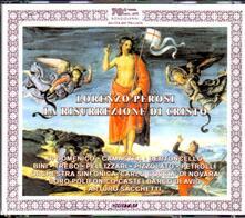 La Risurrezione di Cristo - CD Audio di Lorenzo Perosi