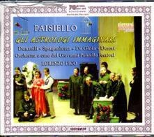 Gli astrologi immaginari - CD Audio di Giovanni Paisiello
