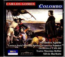 Colombo - CD Audio di Carlos Gomes