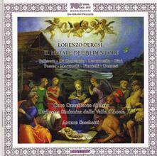 Il Natale del Redentore - CD Audio di Lorenzo Perosi,Arturo Sacchetti
