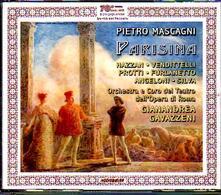Parisina - CD Audio di Pietro Mascagni,Gianandrea Gavazzeni,Orchestra del Teatro dell'Opera di Roma