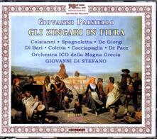 Gli zingari in fiera - CD Audio di Giovanni Paisiello