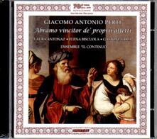Abramo vincitore de' propri affetti - CD Audio di Giacomo Antonio Perti