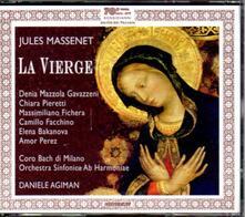 La Vierge - CD Audio di Jules Massenet