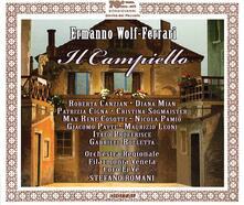 Il Campiello - CD Audio di Ermanno Wolf-Ferrari
