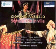 Semiramide in Villa - CD Audio di Giovanni Paisiello