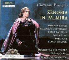 Zenobia in Palmira - CD Audio di Giovanni Paisiello