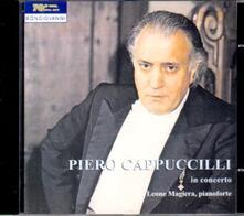 Piero Cappuccilli in concerto - CD Audio di Piero Cappuccilli