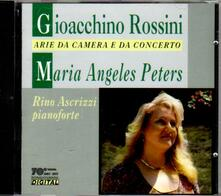 Arie da camera e da concerto - CD Audio di Gioachino Rossini