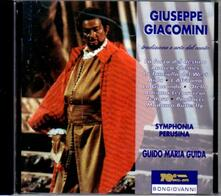 Giuseppe Giacomini - CD Audio di Giuseppe Giacomini