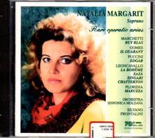 Natalia Margarit - CD Audio di Natalia Margarit