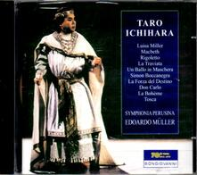 Taro Ichihara - CD Audio di Taro Ichihara