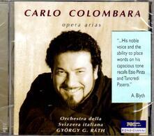 Carlo Colombara - CD Audio di Carlo Colombara