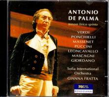 Antonio De Palma - CD Audio di Antonio De Palma