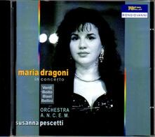 Maria Dragoni in concerto - CD Audio di Maria Dragoni