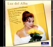 Luz del Alba Recital - CD Audio di Luz del Alba