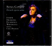 French Opera Arias - CD Audio di Sonia Ganassi