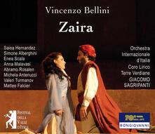 Zaira - CD Audio di Vincenzo Bellini