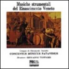 Musiche strumentali del Rinascimento veneto - CD Audio