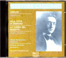 Poemi sinfonici - CD Audio di Nestore Caggiano