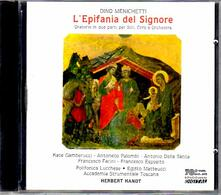L'Epifania del Signore - CD Audio di Dino Menichetti
