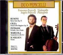 Duo Pepicelli - CD Audio di Duo Pepicelli