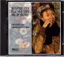 Musiche per flauto e arpa - CD Audio
