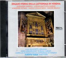 Organi storici - CD Audio