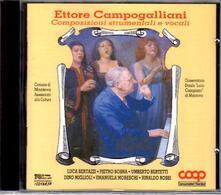Composizioni strumentali e vocali - CD Audio di Ettore Campogalliani