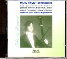 Reverie / Tarantella / Ave Maria / Ninna Nanna - CD Audio di Franz Schubert,Giovanni Bottesini,Carmine Franchi,Guido Gallignani,Mario Ricciuti