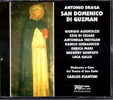 S. Domenico di Guzman - CD Audio di Antonio Braga