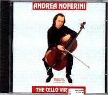 Il violoncello virtuoso - CD Audio di Andrea Noferini