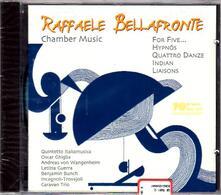 Musica da camera - CD Audio di Raffaele Bellafronte