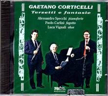 Terzetti - Fantasie - CD Audio di Gaetano Corticelli