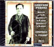 Quartetti n.7, n.8 - Quintetto n.2 - CD Audio di Lorenzo Perosi
