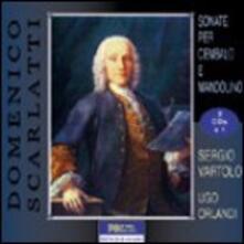Sonate per clavicembalo e mandolino - CD Audio di Domenico Scarlatti