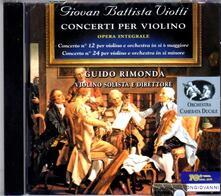 Concerti per Violoncello - CD Audio di Giovanni Battista Viotti