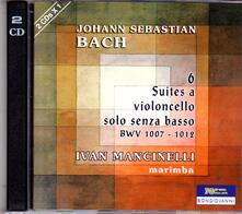 Suites per orchestra - CD Audio di Johann Sebastian Bach