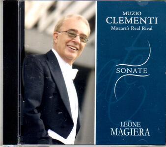 Sonate per pianoforte - CD Audio di Muzio Clementi,Leone Magiera