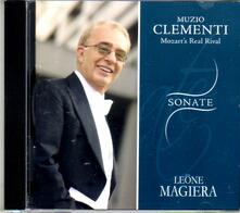 Sonate per pianoforte - CD Audio di Muzio Clementi,Leone Magiera