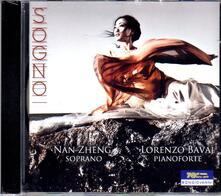 Sogno - CD Audio di Nan Zheng